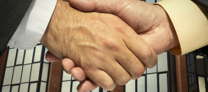 Image of Hand Shake for Open Days at Law Firms What to Expect