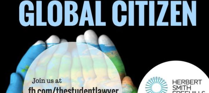 Image of Global Citizen for Practising Law as a Global Citizen