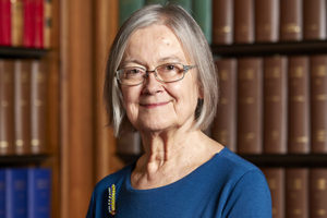 Image of lady-hale for Diversity in the English Legal System