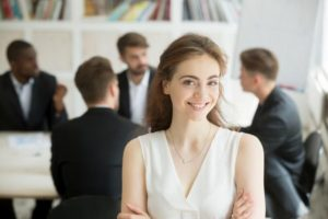 image of Girl for How to be a Memorable Intern