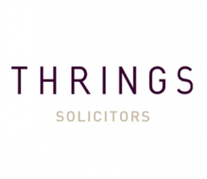 Thrings Solicitors Logo
