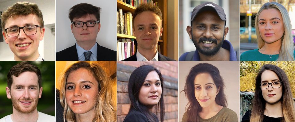 Future Legal Mind award finalists 2020